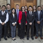 Sixteen Engineering Students Honoured for Outstanding Leadership