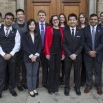 Sixteen Engineering Students Honoured for Outstanding Leadership