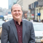 Greg Evans Receives the University of Toronto Northrop Frye Award