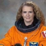 Astronaut Julie Payette on the Toronto Science Festival