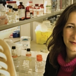 Molly Shoichet Wins Society for Biomaterials Clemson Award