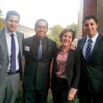 Students Repeat Second Place Win at Wharton Undergraduate Consulting Competition