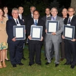 Eleven Alumni Recognized With Arbor Awards