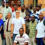 CivE Professor Brings Earthquake Expertise to Haiti