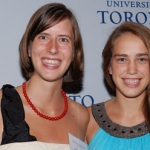 U of T Engineering Sisters Win Scholarships, Honoured as Role Models for Women Engineers Nationally