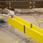 Full-Scale Earthquake Testing of New Seismic Protection System Goes Off Without a Hitch