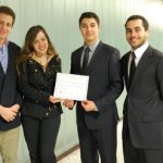 Engineering Students Place 2nd at Wharton Undergraduate Consulting Competition