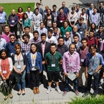 Speakers and attendees of NASIT'14, hosted at University of Toronto.