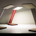 Engineering alumni build the world's first consumer-ready OLED lamp