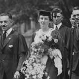 Esther Marjorie Hill graduated as Canada's first female architecture grad in 1920 (Photo: University of Toronto Archives).