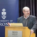 Smart cities should put the power in the hands of the people, says U of T engineer Mark Fox