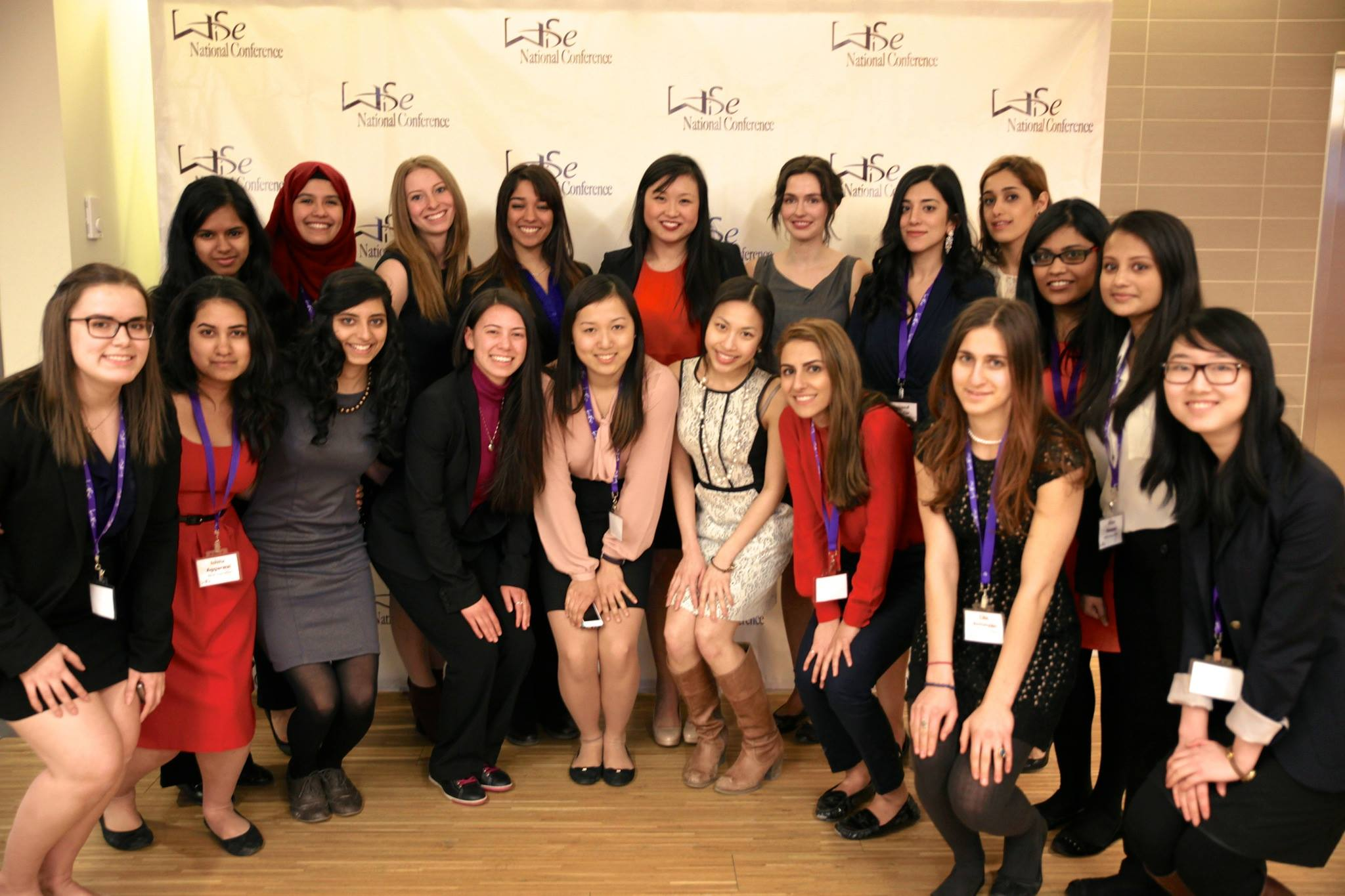 WISE National Conference to upcoming participants: build your own legacy - U of T Engineering News