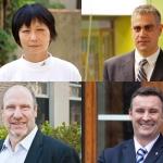 Four Professors