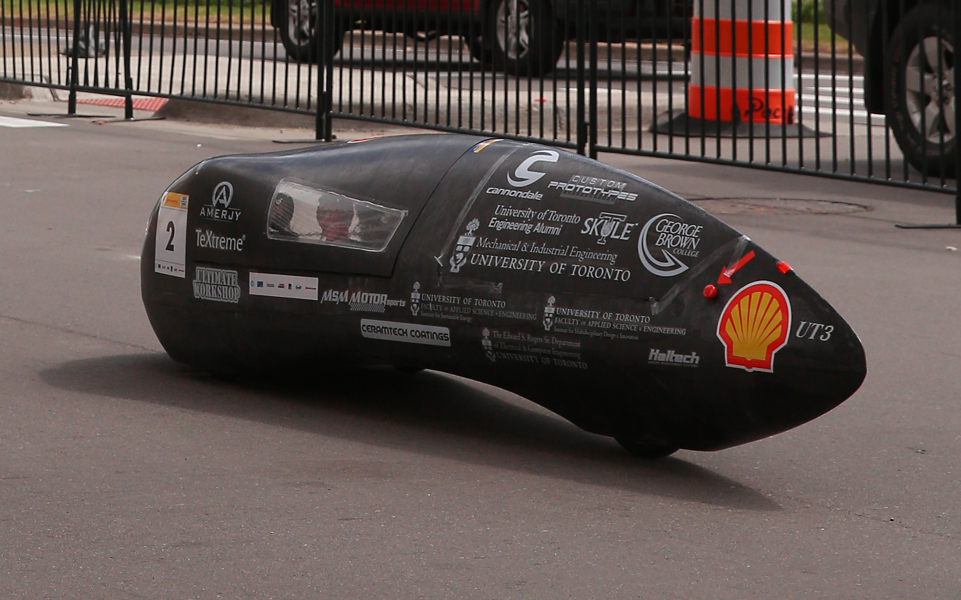 U of T Engineering Supermileage Team wins Shell Eco ...