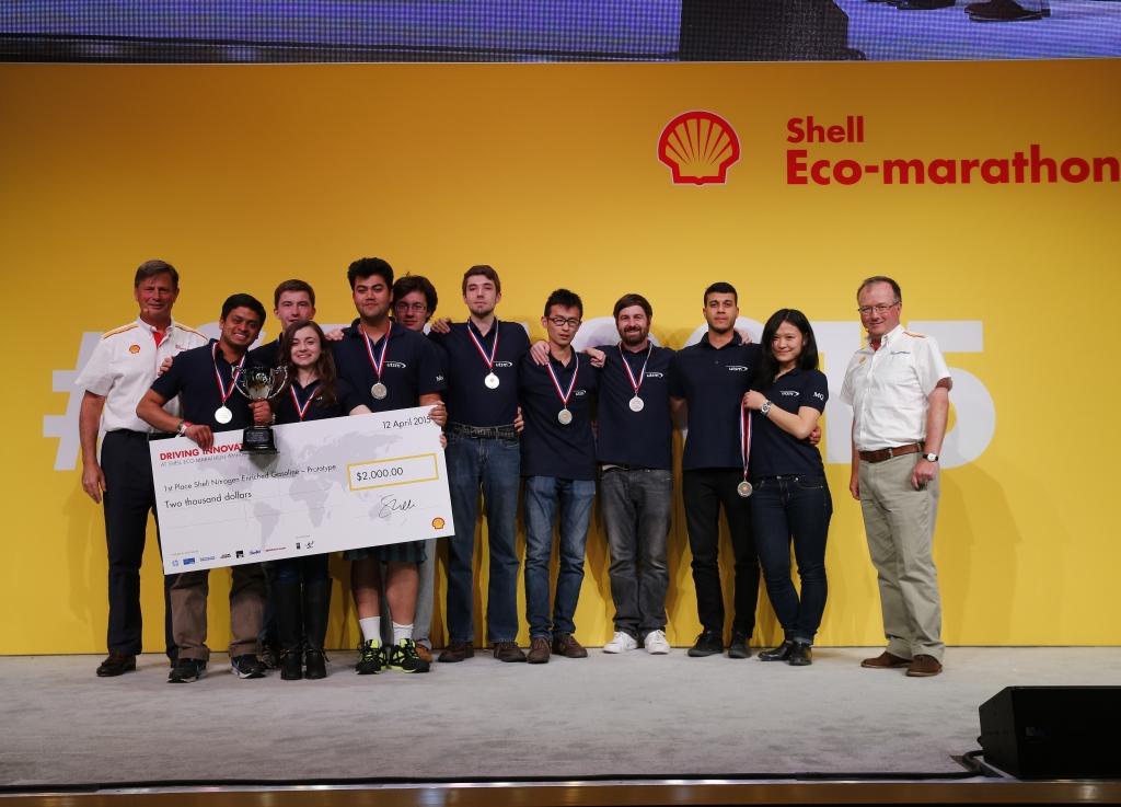 Shell Eco-marathon Americas Day Three