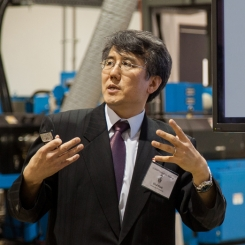 Chul Park (MIE) has been named U of T Distinguished Professor of Microcellular Engineered Plastics.