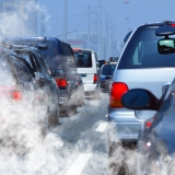 New engineering study finds harmful vehicle emissions spread farther than thought—contributing to variable pollution levels across cities  (Photo: Shutterstock).