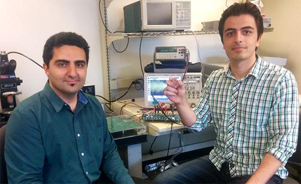 Nima Soltani and Hossein Kassiri