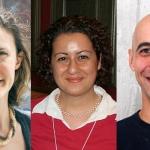 Professor Birsen Donmez, Professor Alis Ekmekci and Professor Rodrigo Fernandez-Gonzalez