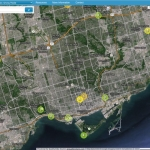 U of T researchers launch interactive air pollution map for Pan Am Games