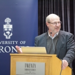 Mark Fox named U of T Distinguished Professor of Urban Systems Engineering