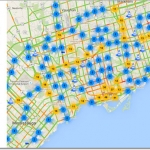 An open data platform for improving Toronto transportation