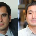Professors Mason Ghafghazi and Masayuki Yano