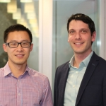 Jason Chang and Illan Kramer, Industrial Partnership Directors