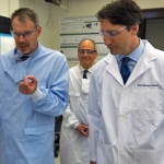 Prime Minister backs regenerative medicine research at U of T Engineering and partners