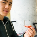 One U of T Engineering student's passion for cycling becomes startup dream