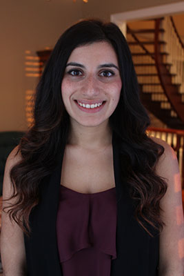 Sara Maltese (Year 3 CivE) has received the 2015 Marie Carter Memorial Undergraduate Engineering Scholarship from the Canadian Engineering Memorial Foundation. (Courtesy: Sara Maltese)