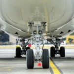 Professor Kamran Behdinan (MIE) hopes to improve the design of aircraft landing gear. He was recently awarded a $900,000, three-year NSERC Collaborative Research and Development (CRD) grant to make it happen. (Credit: kov-A-c via Flickr).