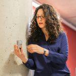 Concrete check-up: Fae Azhari develops diagnostics for critical infrastructure