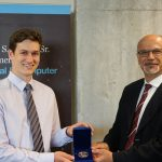 Sandro Young named U of T's top student