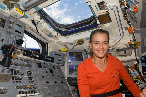 which canadian astronaut has been in space the longest - photo #38