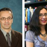 Professors Reza Iravani and Milica Radisic