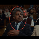 Professor Javad Mostaghimi (MIE) appears in the trailer for the film Downsizing.
