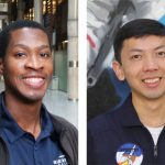 Engineering student and alumnus named to list of future aerospace leaders