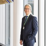 IBBME Professor Tom Chau has been awarded the Order of Ontario for his contributions to the province in the field of paediatric rehabilitation engineering. (Photo: Christina Gapic/Holland Bloorview Kids Rehabilitation Hospital).