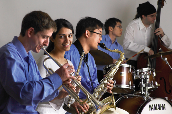 The Skule Orchestra is one of the many musical groups affiliated with U of T Engineering. A new minor and certificate will enable engineering students to pursue courses from the Faculty of Music as part of their degree program.