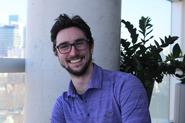 Chaim Katz (IBBME PhD candidate) is one of six engineering students awarded a Vanier Scholarship