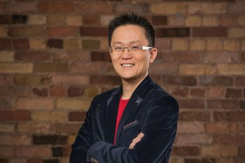 Image link to The content 'factory': How U of T alumnus Allen Lau is disrupting the way books, movies and TV shows are made
