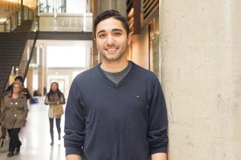 Image link to U of T Engineering grad student wins 2019 Course Instructor Teaching Excellence Award