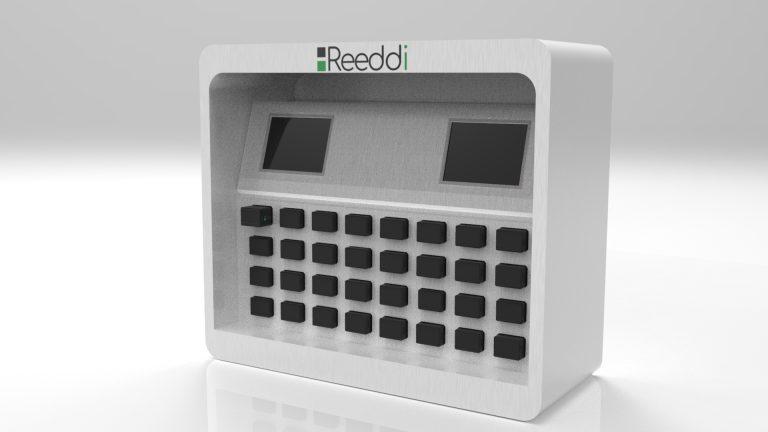 A prototype of the Reeddi Energy Station. (Photo: Reeddi)