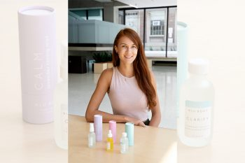 Image link to This U of T Engineering alumna spotted a blemish in the skincare industry — and started her own company to tackle it