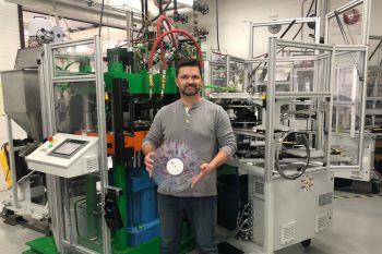 Image link to This U of T Engineering grad is leading the 'vinyl renaissance'
