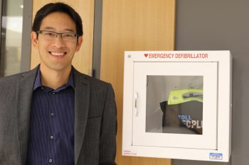 Image link to Study: Better-placed AEDs could save more lives