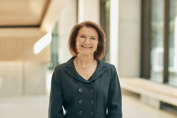 Image link to Dean Emerita Cristina Amon named one of the Top 100 Most Powerful Women in Canada