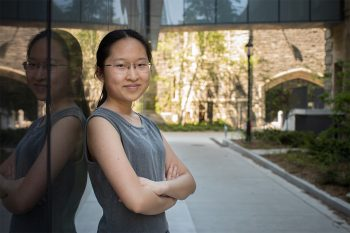 Image link to At age 18, U of T Engineering's youngest grad has accomplished more than most – and she's just getting started