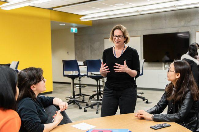 Cơ hội nghiên cứu cùng đội ngũ giáo sư chuyên nghiệp tại University of Toronto